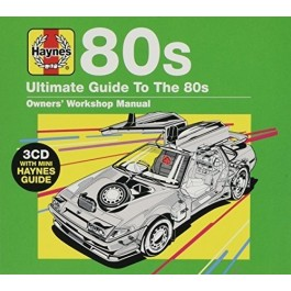 Various Artists Ultimate Guide To The 80S CD3