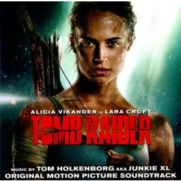 Soundtrack Tomb Raider Music By Junkie Xl CD