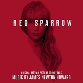 Soundtrack Red Sparrow Music By James Newton Howard CD