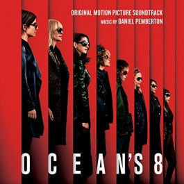 Soundtrack Oceans 8 CD