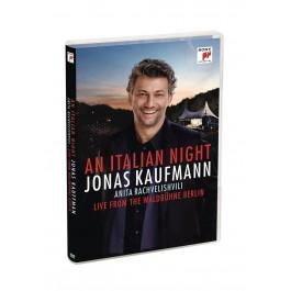 Jonas Kaufmann An Italian Night Live From The Waldbuchne Berlin DVD