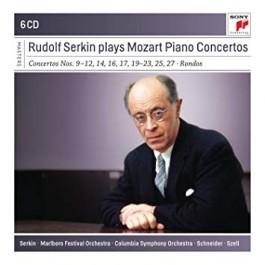 Peter Serkin Plays Mozart CD6