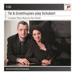 Yaara Tal Andreas Groethuysen Plays Schubert CD7