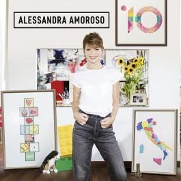 Alessandra Amoroso 10 CD