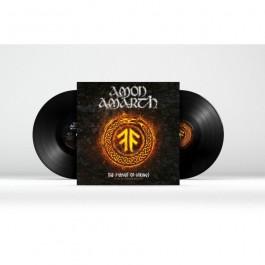 Amon Amarth Pursuit Of Vikings Live At Summer Breeze LP2