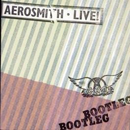 Aerosmith Live Bootleg LP2