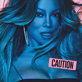 Mariah Carey Caution CD