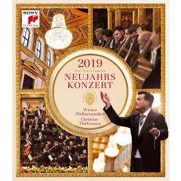 Christian Thielemann Wiener Philharmoniker New Years Concert 2019 BLU-RAY