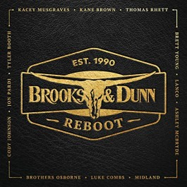 Brooks & Dunn Reboot CD