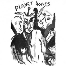 Bob Dylan Planet Wave LP