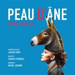 Michel Legrand Peau Dane Feerie Musicale CD