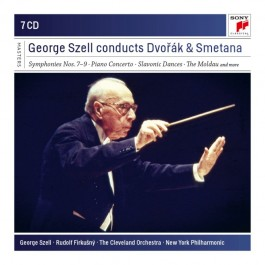 George Szell Conducts Dvorak & Smetana CD7