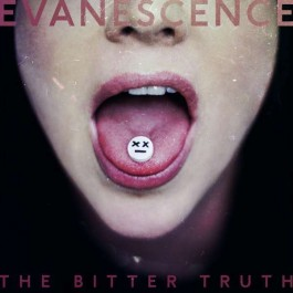 Evanescence Bitter Truth CD