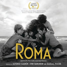 Soundtrack Roma CD