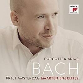Maarten Engeltjes Bach Forgotten Arias CD