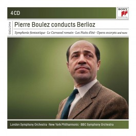 Pierre Boulez Conducts Berlioz CD4