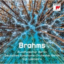 Gijs Leenaars Rundfunkchor Berlin Brahms CD