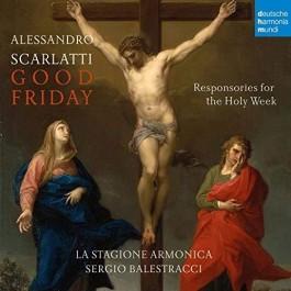 La Stagione Armonica Scarlatti Good Friday CD