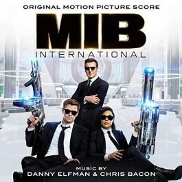 Soundtrack Men In Black International CD