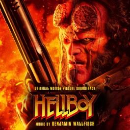 Soundtrack Hellboy Music By Benjamin Wallfisch CD