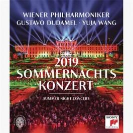 Yujy Wang Wiener Philharmoniker Sommernachts Konzert 2019 BLU-RAY