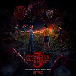 Soundtrack Stranger Things Season 3 CD