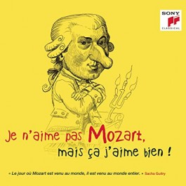 Various Artists Je Naime Pas Mozart, Mais Ca Jaime Bien CD