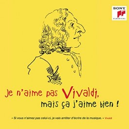 Various Artists Je Naime Pas Vivaldi, Mais Ca Jaime Bien CD