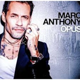 Marc Anthony Opus CD