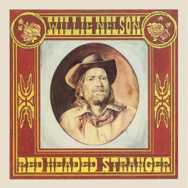 Willie Nelson Red Headed Stranger LP