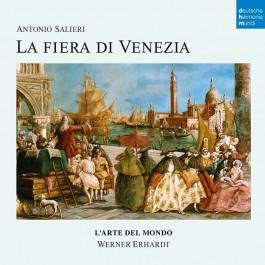 Larte Del Mondo Salieri La Fiera Di Venezia CD2