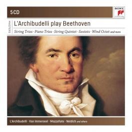 Larchibudelli Plays Beethoven CD5
