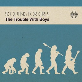 Scouting For Girls Trouble With Boys CD