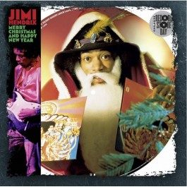 Jimi Hendrix Merry Christmas And Happy New Year Rsd Picture Vinyl LP