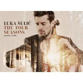 Luka Šulić Vivaldi Four Seasons CD