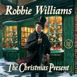 Robbie Williams Christmas Present LP2