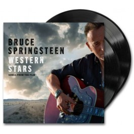 Bruce Springsteen Western Stars Songs From The Film LP2