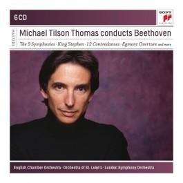 Michael Tilson Thomas Conducts Beethoven CD6