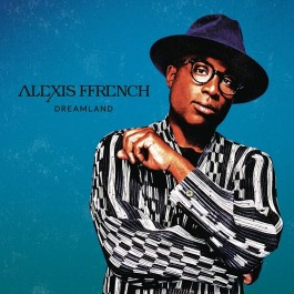 Alexis French Dreamland CD