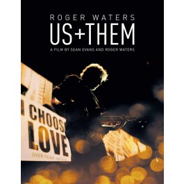 Roger Waters Us + Them BLU-RAY