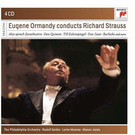 Eugene Ormandy Conducts Richard Strauss CD4