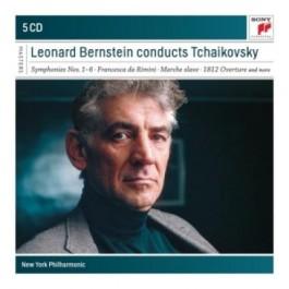 Leonard Bernstein Conducts Tchaikovsky CD5