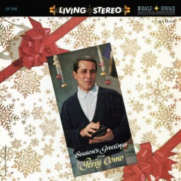 Perry Como Seasons Greetings LP