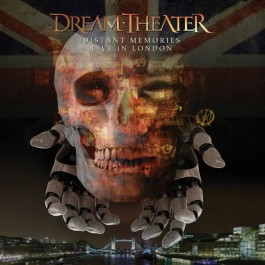 Dream Theater Distant Memories Live In London CD3+DVD2
