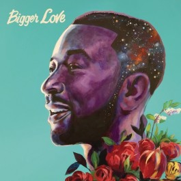 John Legend Bigger Love LP2