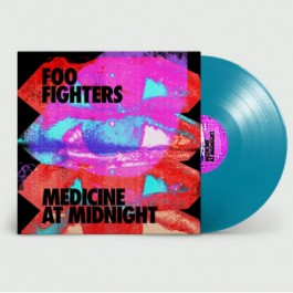 Foo Fighters Medicine At Midnight Blue Vinyl LP