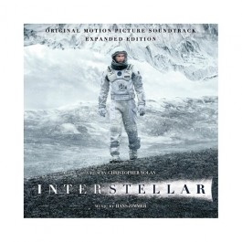 Soundtrack Interstellar Expanded Edition, Music By Hans Zimmer LP4