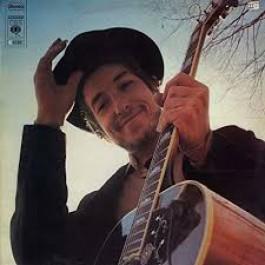 Bob Dylan Nashville Skyline White Vinyl LP