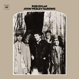 Bob Dylan John Wesley Harding White Vinyl LP