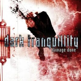 Dark Tranquillity Damage Done Reissue 2020 CD